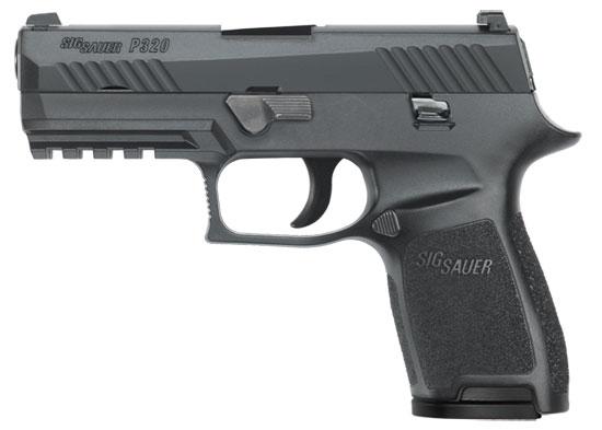 Sig Sauer P320 Compact 9mm Pistol 320C-9-BSS