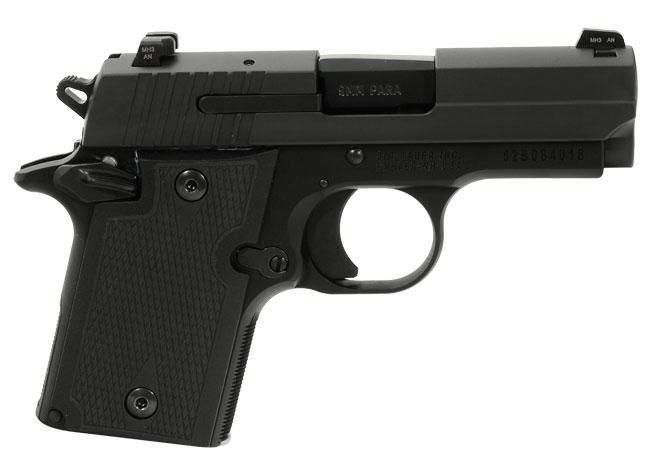 Sig Sauer P938 Black Nitron 9MM 938-9-BSS-AMBI