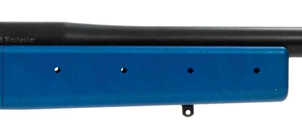 Sisk STAR Rifle 308 Win Blue
