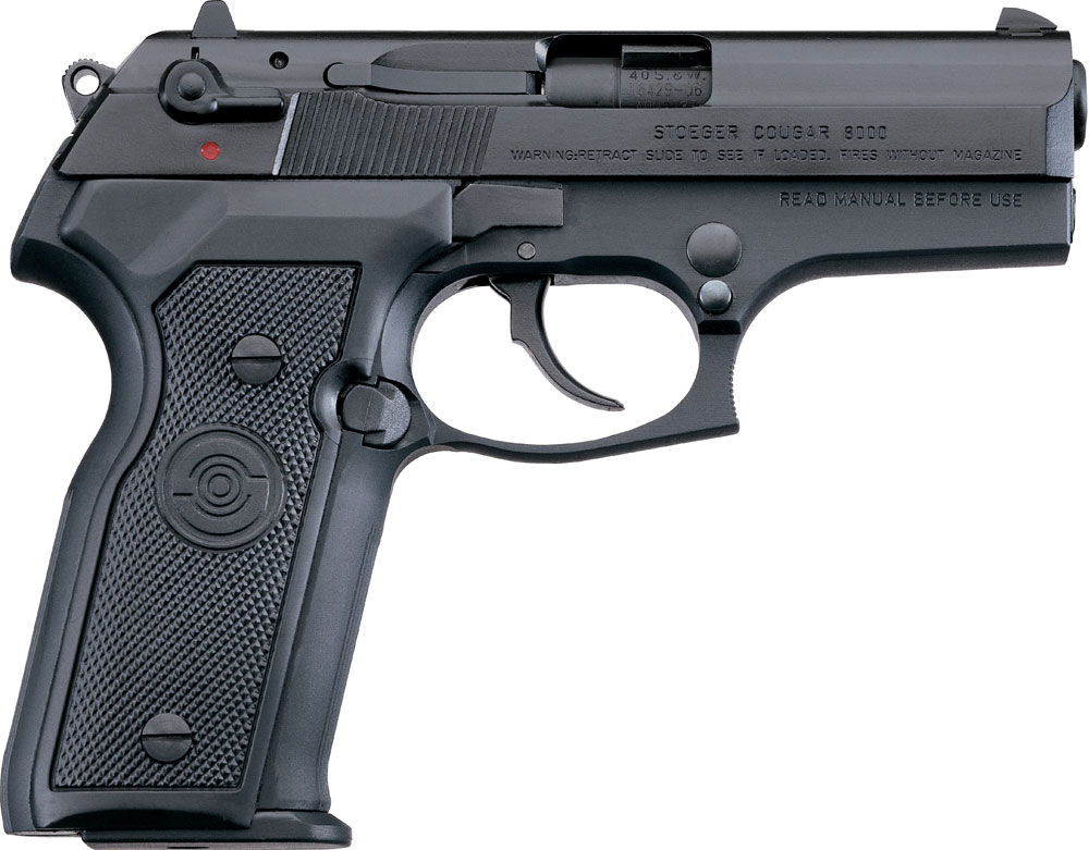 Stoeger 31701 Cougar 40 S&W Pistol
