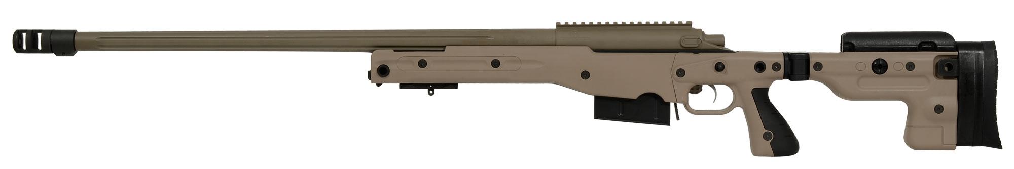 Surgeon Scalpel 300 Winchester FDE Rifle