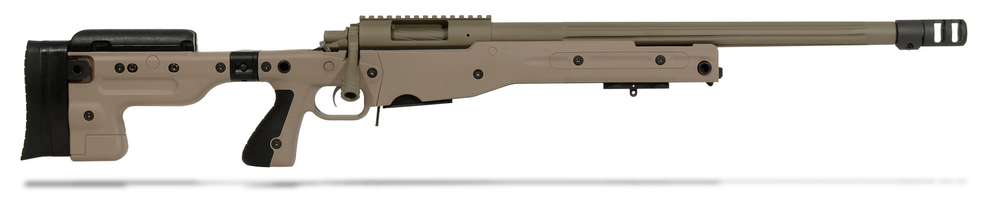 Surgeon Scalpel 308 Winchester FDE Rifle