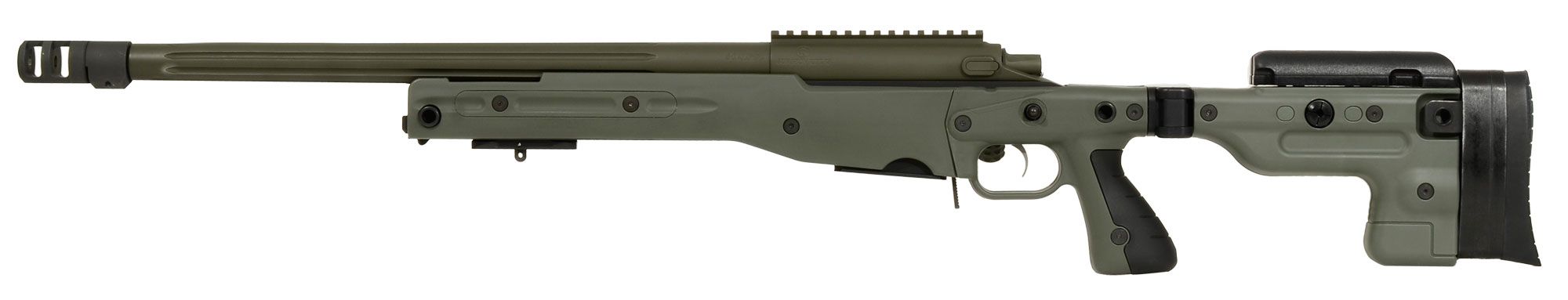 Surgeon Scalpel 308 Winchester Green Rifle