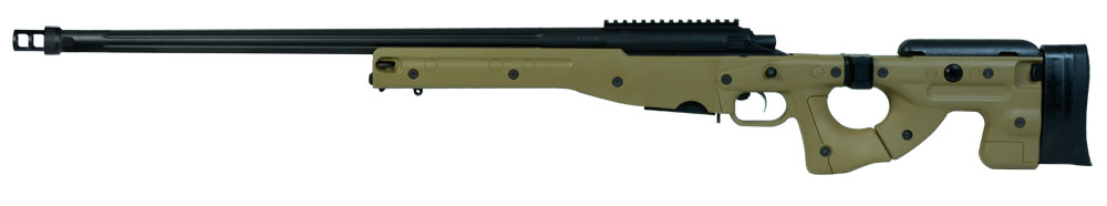 Surgeon Scalpel .308 Win. FDE Rifle
