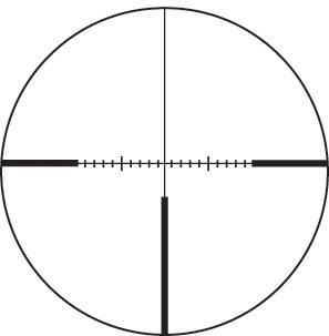 Swarovski Z3 4-12x50 BT 4W Riflescope Black 59024