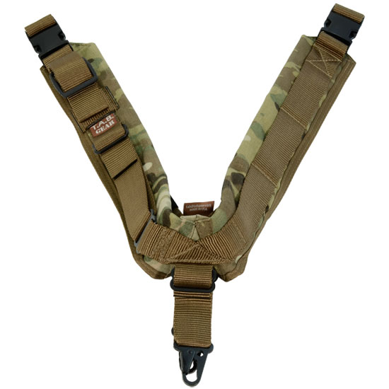 TAB Biathlon Sling with Hooks - MultiCam
