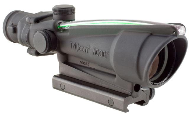 Trijicon ACOG 3.5x35 .223 Green Crosshair TA11J-G
