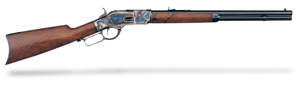 Uberti 1873 Short Steel .45 Colt Rifle 342810
