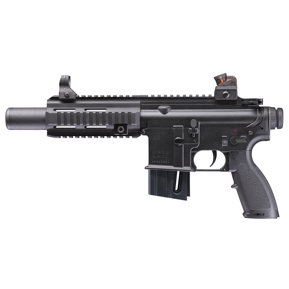 Walther HK 416 Pistol .22lr 10rd 578030310