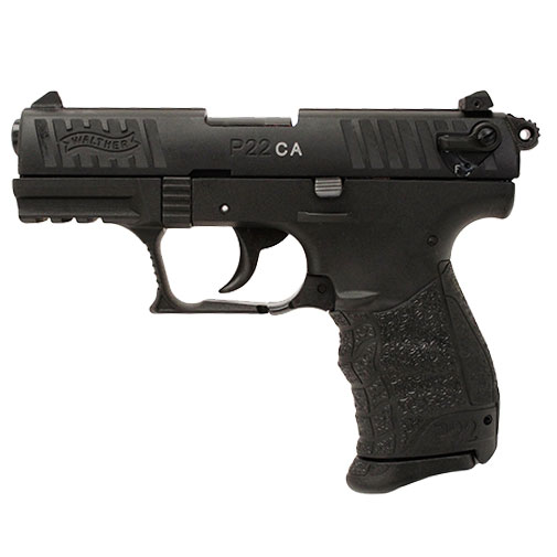 Walther P22 .22lr CA Black 5120333