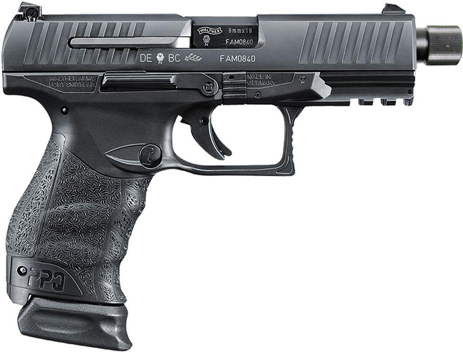 Walther PPQ M2 Navy SD 9MM 4.6