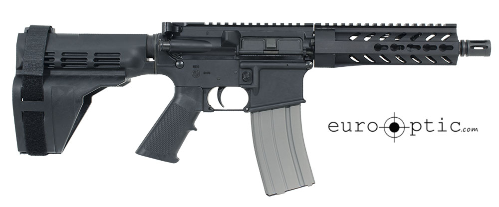 Xtreme Machine XM 15 Pistol 5.56 Nato
