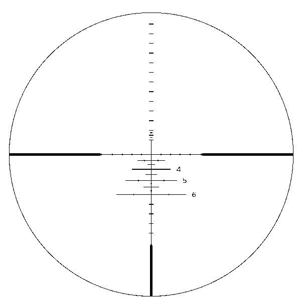 Zeiss Conquest HD5 5-25X50 RZVarmint Riflescope 522647-9985-000