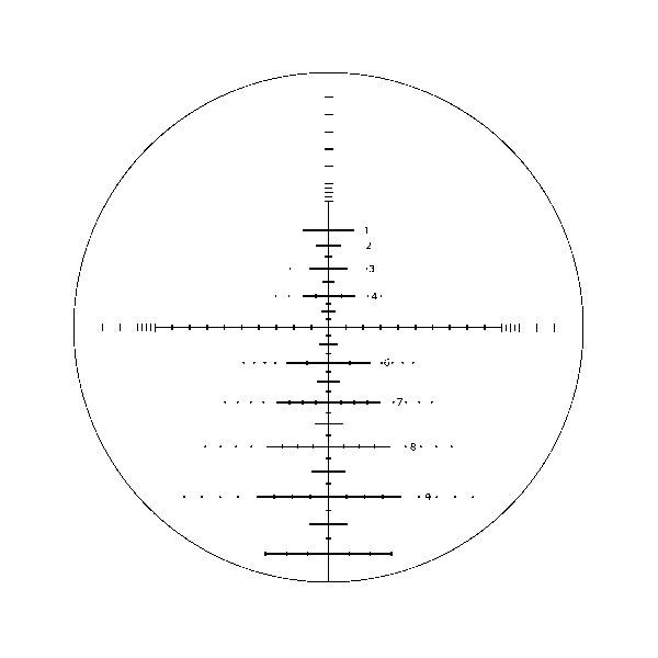 Zeiss Conquest HD5 5-25X50 RZ1000 Riflescope 522647-9983-000