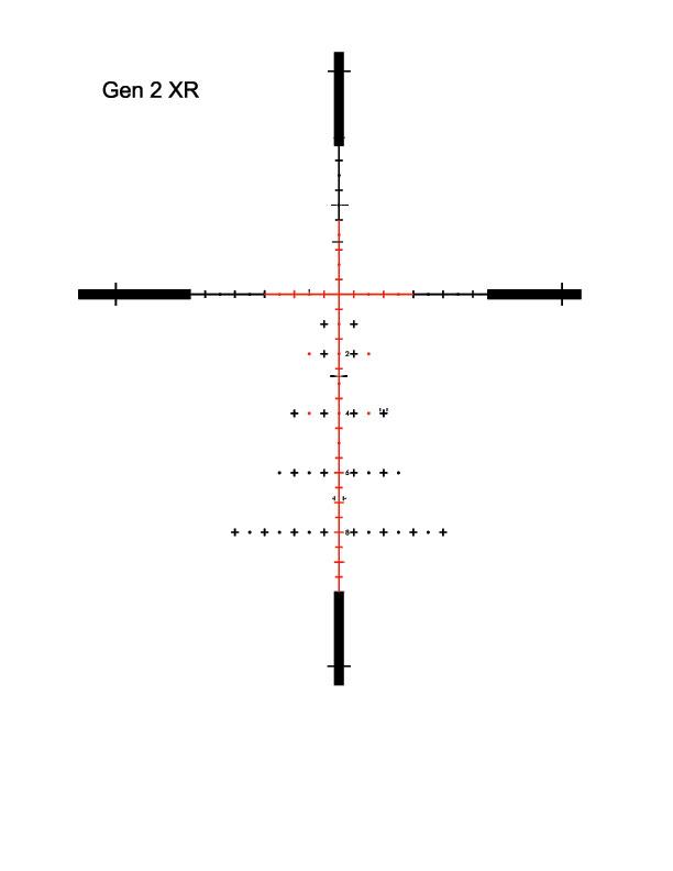 Schmidt Bender PMII 5-25x56 L/P MTC LT Gen 2XR FFP MRAD CCW Pantone Color 677-946-772-B2-A8
