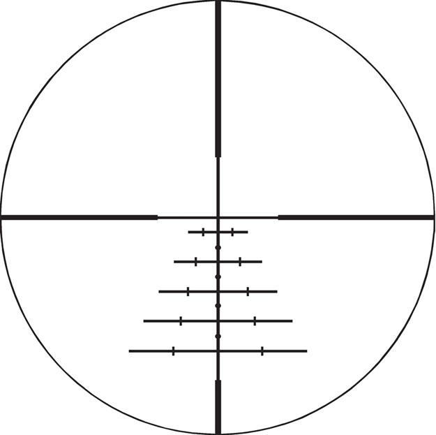 Swarovski Z5 3.5-18x44 BRH Riflescope Black 59766