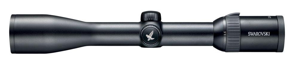 Swarovski Z6 2.5-15x44 BRH Riflescope Black 59419