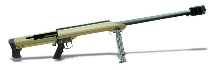 Barrett M99 416 Flat Dark Earth Rifle 13272 Flat Rate