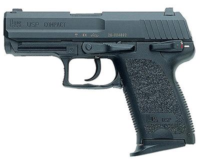 Heckler Koch USP Compact V1 9mm Pistol M709031-A5 | SHIPS FREE! | EuroOptic.com - EuroOptic.com