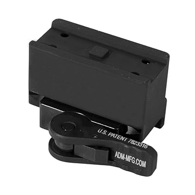 ADM Aimpoint T1/T2/H1 Lower 1/3 Cowitness Micro Mount