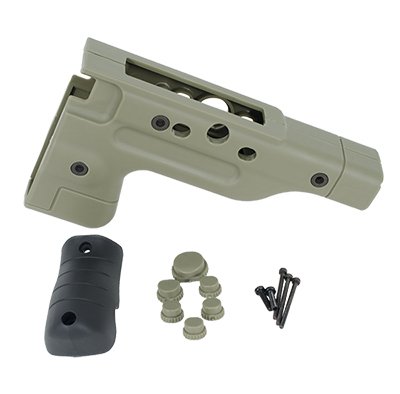 AI Green Fixed Pistol Grip Upgrade Kit 26645GR