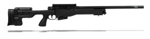 Accuracy International AT 308 Win Black Rifle