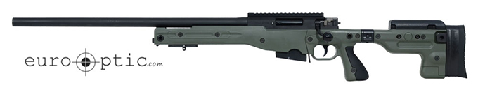 Accuracy International AT LH .308 Win. Green Rifle