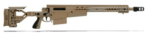 Accuracy International AX .338 Lapua Pale Brown Rifle