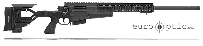 "Accuracy International AX Rifle .243 Winchester 26"" BLK/BLK AX2-R11466-AI"