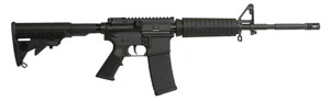 Armalite M15 5.56 Defensive Sporting Rifle A2 Sight DEF15F