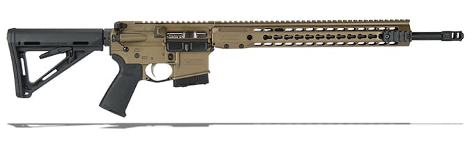 "Barrett REC7 Gen II DI 6.8 SPC 18"" Burnt Bronze Rifle 15990"