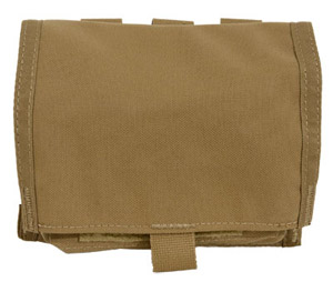 Barrett Tan 10rd Medium Magazine Pouch 32355