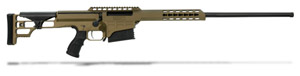 "Barrett 98B Lightweight 7mm Rem Mag Demo Rifle System - 24"" Light Barrel - Burnt Bronze Cerakoted Receiver 14820"