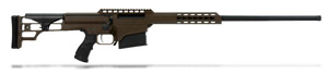 "Barrett 98B Lightweight 300 Win Mag Demo Rifle System - 24"" Light Barrel - Multi Role Brown Cerakoted Receiver 14825"
