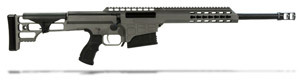 "Barrett 98B Tactical .308 Win Rifle System - 16"" Heavy Barrel - Tungsten Grey Cerakoted Receiver Demo Rifle 14804"