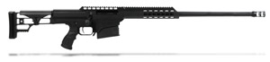 "Barrett 98B Tactical .300 Win Mag Rifle System - 24"" Heavy Barrel - Black Anodized Receiver Demo 14799"
