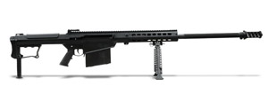 Barrett M107A1 Rifle System Black Receiver Black 29' Fluted Barrel 14085
