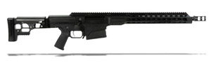 "Barrett MRAD 308 Win Rifle System - Black Anodized Receiver - 17"" Black Heavy Barrel Showroom Demo 14342- *NON-FLUTED RECEIVER*"