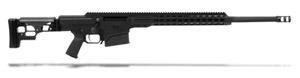 "Barrett MRAD 338 Lapua Rifle System - Black Anodized Receiver - 24"" Black Heavy Barrel Showroom Demo 14354"
