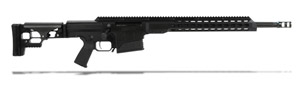 "Barrett MRAD 338 Lapua Rifle System - Black Anodized Receiver - 20"" Black Fluted Barrel Showroom Demo 14353"