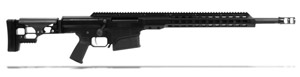 "Barrett MRAD 338 Lapua Rifle System - Black Anodized Receiver - 20"" Black Heavy Barrel Showroom Demo 14352"