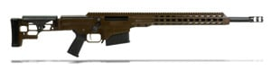 Barrett MRAD Brown .338 Lapua Rifle 14346