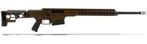 "Barrett MRAD 260 Rem Brown 24"" Heavy bbl 14432"