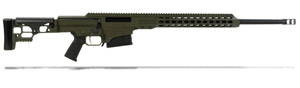 "Barrett MRAD 6.5 Creedmoor OD Green 24"" Heavy bbl 14446"