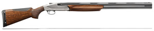 "Benelli 828U 12-gauge 26"" Nickel Receiver Shotgun 10703"