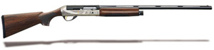 "Benelli Legacy Satin walnut / WeatherCoat?, Nickel/blue. Etched game scene 26"" 28ga 10435"