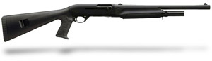 "Benelli M2 Tactical Black synthetic, Pistol grip, Tactical rifle sight 18.5"" 11054"