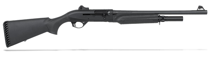 "Benelli M2 Tactical Black synthetic, Tactical stock, Ghost-ring sight 18.5"" 11053"