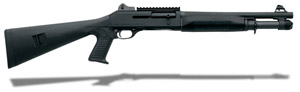 "Benelli M4 Entry  12/14""  Pistol grip, Ghost-ring sights 4+1 11722*"