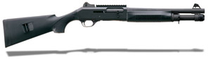 "Benelli M4 Entry  12/14""  Tactical stock, Ghost-ring sights 4+1 11723*"
